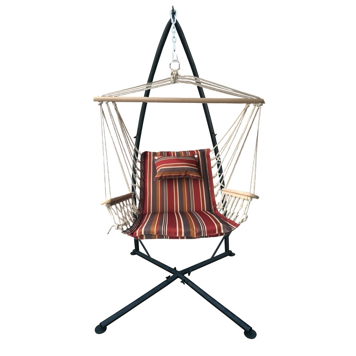 Hammock Chair Stand--$129.99 --- Free Shipping! (Chair Not Included!)